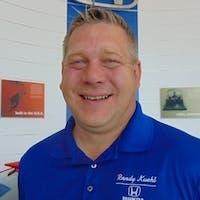 Jeff Moss at Randy Kuehl Honda