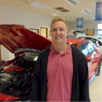 Blake Jones at Randy Kuehl Honda - Service Center