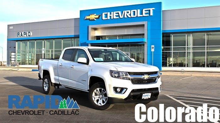 Rapid Chevrolet Cadillac Chevrolet Cadillac Service