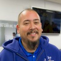 Luis Rivera at Ray Chevrolet - Service Center