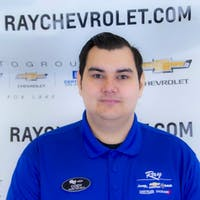 Cody Gonzales at Ray Chevrolet