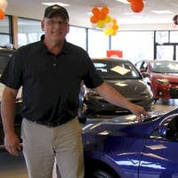 Charles  Dibble at Waite Toyota