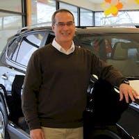 Jon  Keggins at Waite Toyota