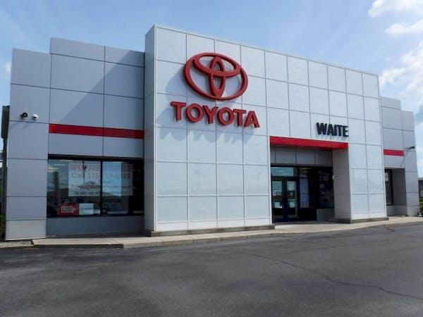 Waite Toyota, Watertown, NY, 13601