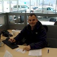 Josh Williamson at Walters GM Auto Mall
