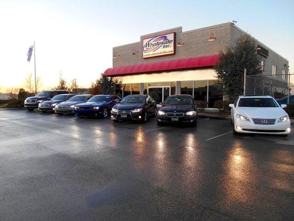 Wholesale Inc., Mount Juliet, TN, 37122