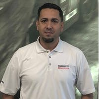 Josue Hernandez at Headquarter Mazda