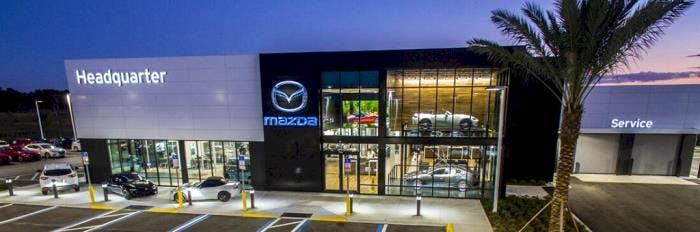Headquarter Mazda, Clermont, FL, 34711