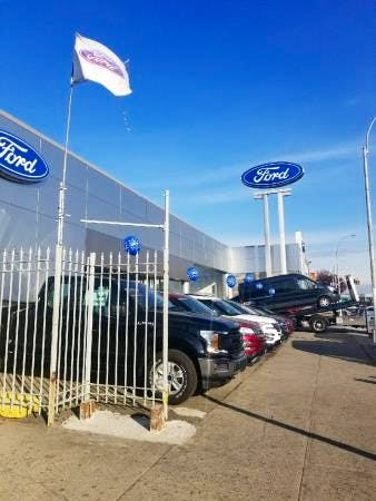 Koeppel Ford, Woodside, NY, 11377