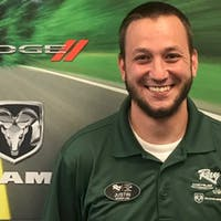 Justin Sasman at Ray Chrysler Dodge Jeep Ram