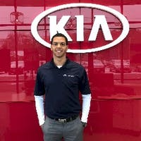 Nathaneal Boggs at Halleen Kia of Sandusky