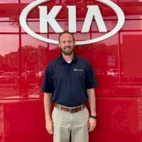 Brandon Dresser at Halleen Kia of Sandusky