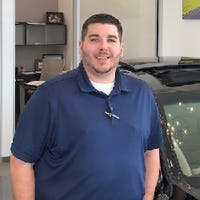Zach Dahlin at Halleen Kia of Sandusky