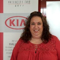 Joanne Rozar at Halleen Kia of Sandusky