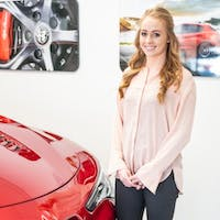 Rebecca Galbraith at Herb Chambers Alfa Romeo of Boston