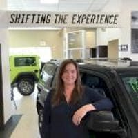 Amber Roy at Straightline Chrysler Dodge Jeep Ram