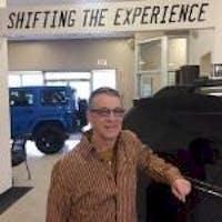Randy Koberstein at Straightline Chrysler Dodge Jeep Ram - Service Centre
