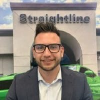 Ty Adams at Straightline Chrysler Dodge Jeep Ram