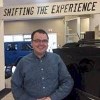Bruce Quimpere at Straightline Chrysler Dodge Jeep Ram - Service Centre