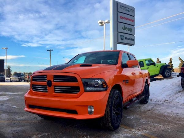 Straightline Chrysler Dodge Jeep Ram, Fort Saskatchewan, AB, T8L 3K8