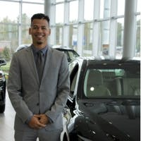 Terrel Moore at Lexus of Orange County