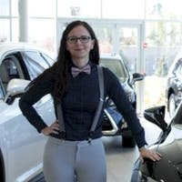 Melissa Horan at Lexus of Orange County