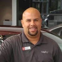 Allen Velez at Nalley Nissan of Cumming