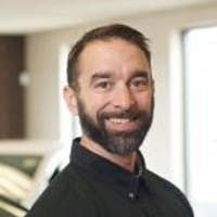 Justin Glicksman at Huttig Nissan of Plattsburgh