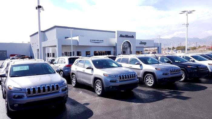 Jim Marsh Chrysler Jeep, Las Vegas, NV, 89149