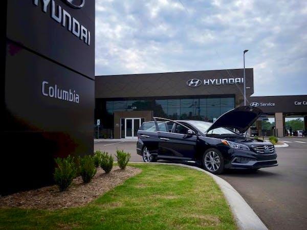 Hyundai of Columbia, Columbia, TN, 38401