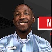 Nelson Gibson at Select Mitsubishi- Gwinnett