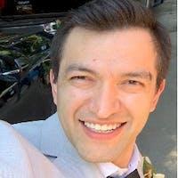 Ross Dzabraev at Serra Trussville Kia