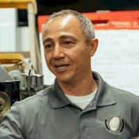 Gaspare Fasulo at Lamborghini Paramus - Service Center