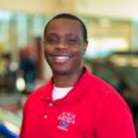 Tobias Awoniyi at Subaru of Grapevine