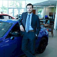 Rutger Kesling at Subaru of Grapevine