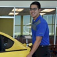 Michael Dinh at Subaru of Grapevine