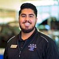 Frankie Saif at Subaru of Grapevine