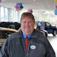 Ed Bourque at Dover Chevrolet