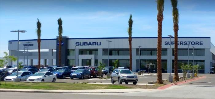 Subaru Superstore of Surprise, Surprise, AZ, 85388