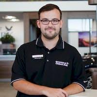 Branton Fugitt at Toyota of Cedar Park