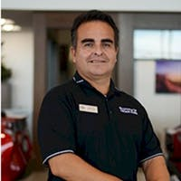 Jose Luis  Mackintosh at Toyota of Cedar Park