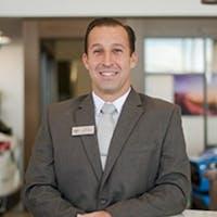 Shane  Broussard at Toyota of Cedar Park