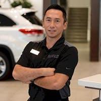 Daniel Crisostomo at Toyota of Cedar Park