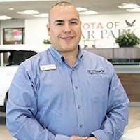Raul Martinez at Toyota of Cedar Park