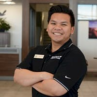Tommy Ngo at Toyota of Cedar Park