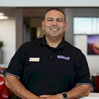 Carlos Samudio at Toyota of Cedar Park