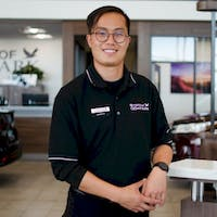Daniel Ta at Toyota of Cedar Park