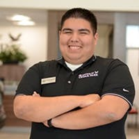 David Delgado at Toyota of Cedar Park