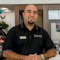 Daniel Alcon at Toyota of Cedar Park