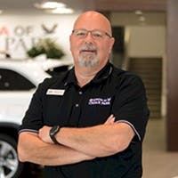 Patrick Lenzi at Toyota of Cedar Park